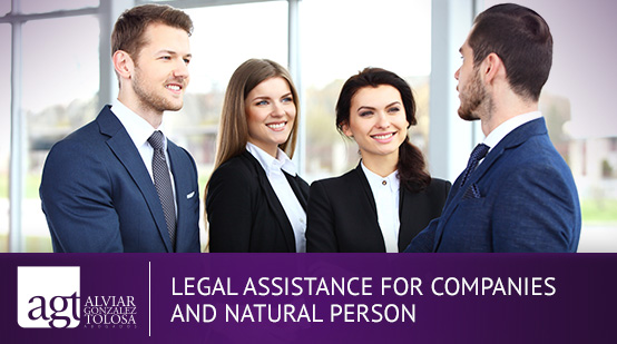Legal Counseling by a Law Firm in Colombia