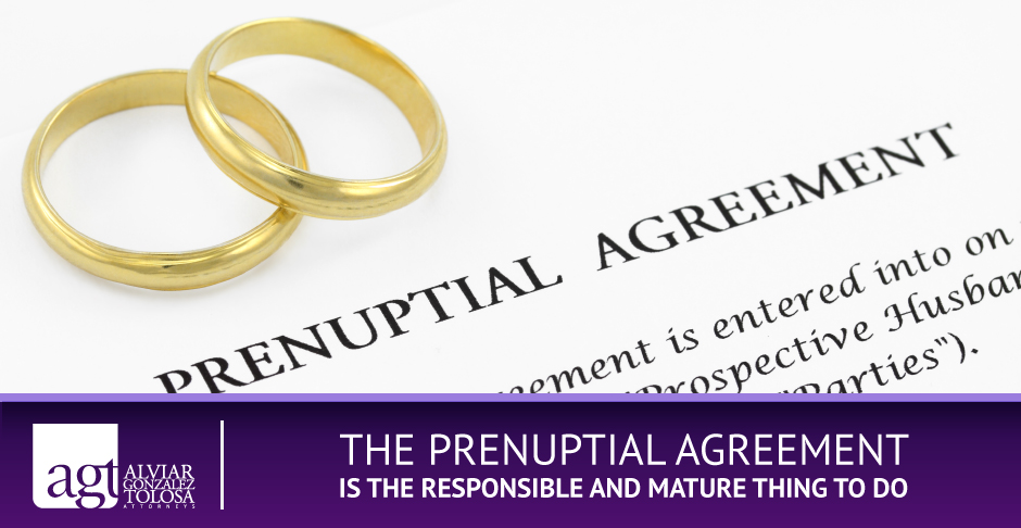 Prenuptial Agreement and Rings for Getting Married in Colombia