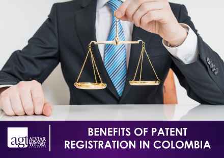 Attorney With Balance of Patent Registration in Colombia