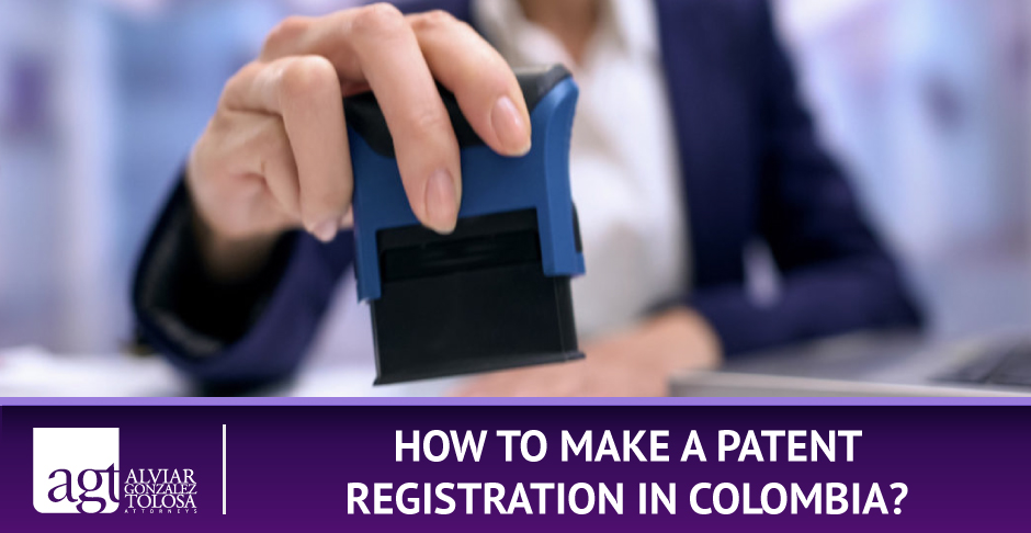 Patent Registration in Colombia