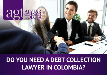 Debt Collection Lawyers in Colombia