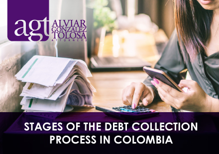 Accountant of Debt Collection in Colombia