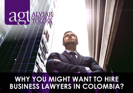 Business Lawyers in Colombia